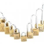 brasspadlock