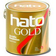 สีทองคำยุโรป#AG-123ตรา HATO